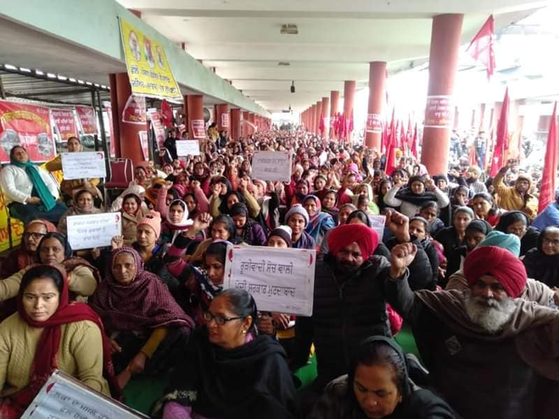 WFTU Solidarity statement on All-India Strike